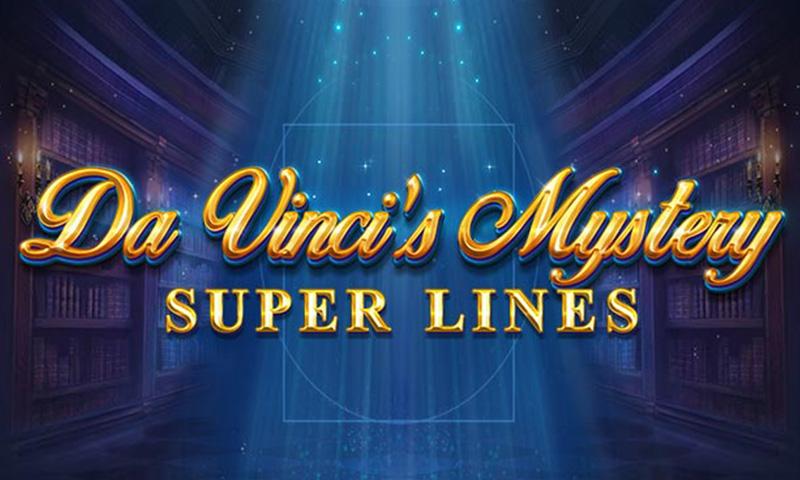 Da Vincis Mystery Super Lines slot