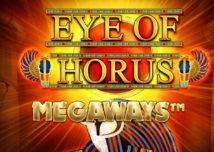 Eye of Horus Megaways slot free play
