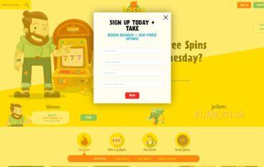 Kassu-website review-sign up
