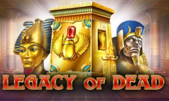 Legacy of Dead slot demo play