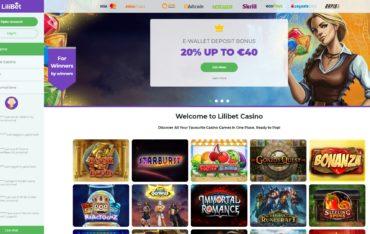 LiliBet-website review