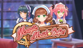 Magic Maid Cafe slot