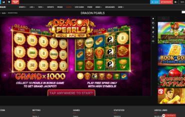 Megapari-play online slots