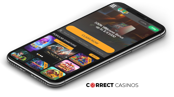 Spin Million Mobile Casino