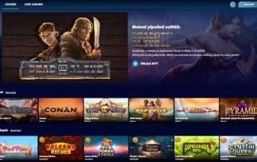 Super Nopea-games selection