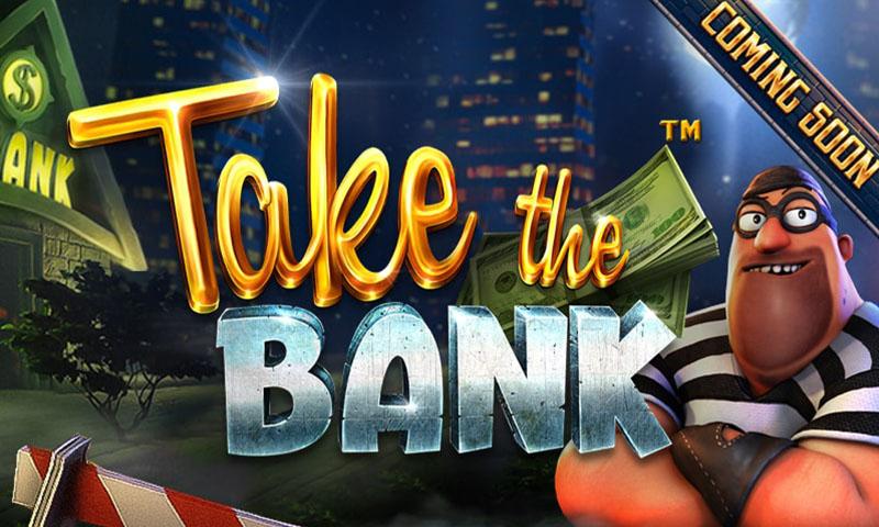 Take the bank slot
