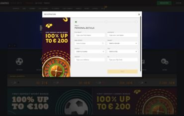 Toto Gaming casino -sign-up