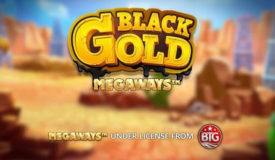 black gold megaways slot