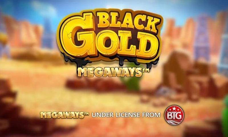 black gold megaways slot