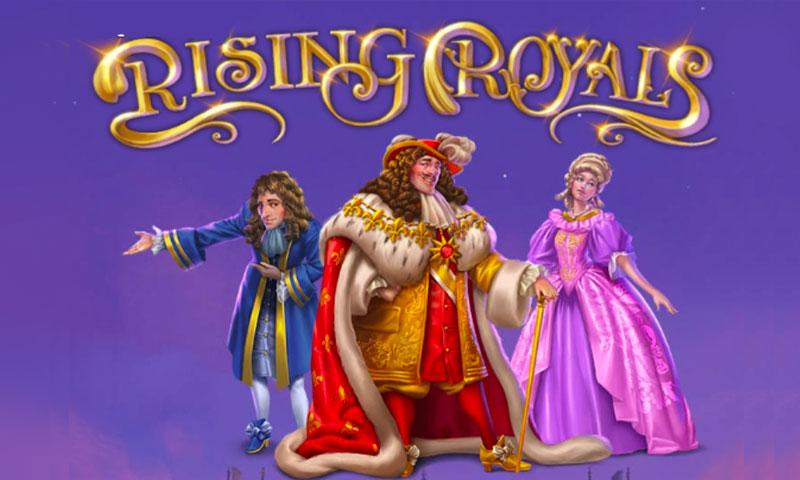 rising royals slot demo