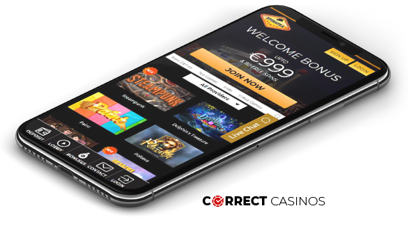 spinatra mobile casino