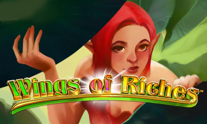 wings of riches slot demo