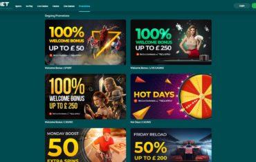22Bet Casino-promotions