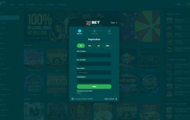 22Bet Casino-sign up