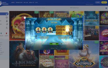 Ahti Games-play online slots