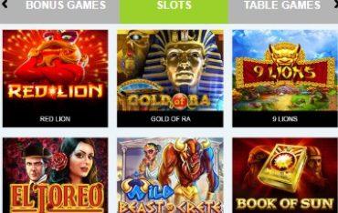 All CashBack Casino-mobile