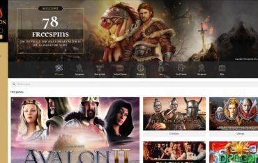 Avalon78-website review