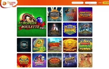 Bacana Play casino-games selection