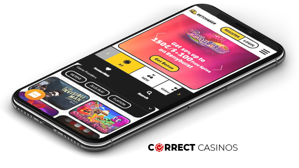 BetChaser Mobile casino