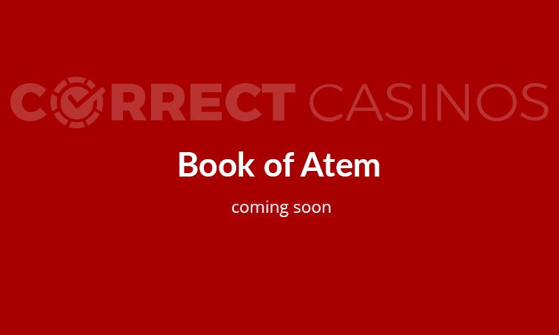 Book of Atem slot