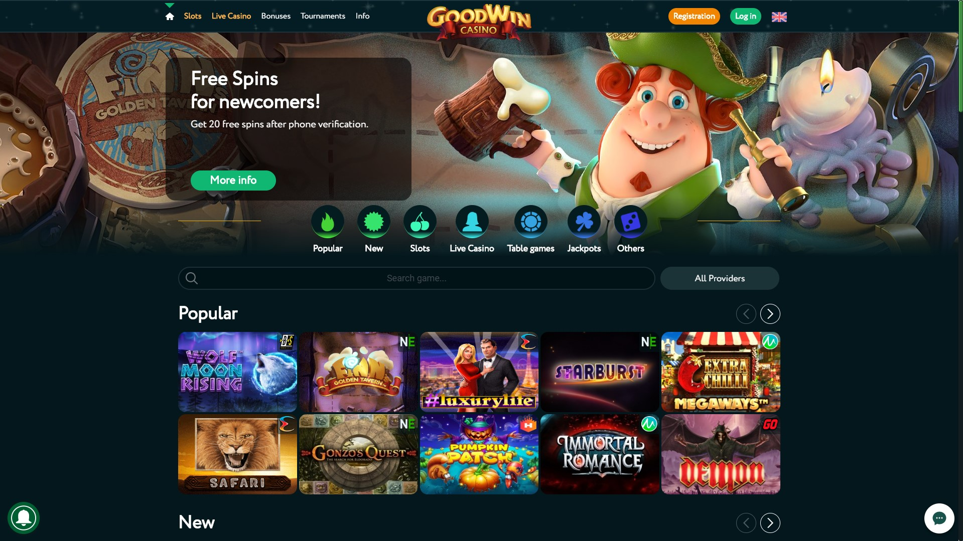 Goodwin Casino Review Safe Or Scam