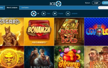 Ice 36-games selection