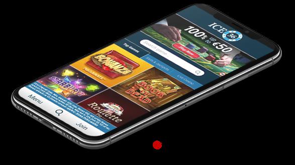 Ice 36 mobile casino