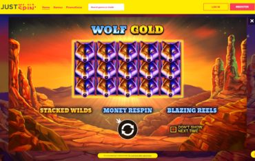 JustSpin-play online slots