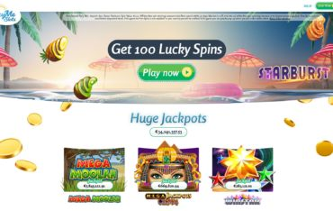 LuckyMe Slots-website review