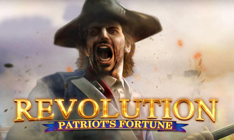 Revolution Patriots Fortune slot