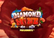 diamond mine extra gold megaways slot