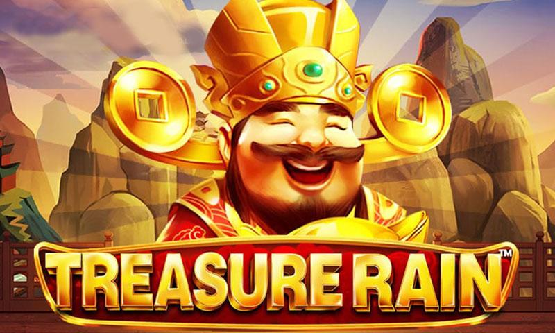 treasure rain slot