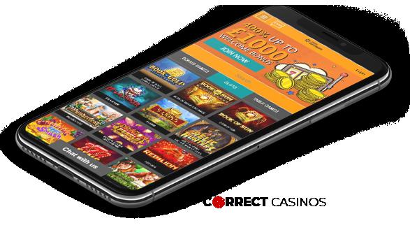 Casino Super Wins mobile
