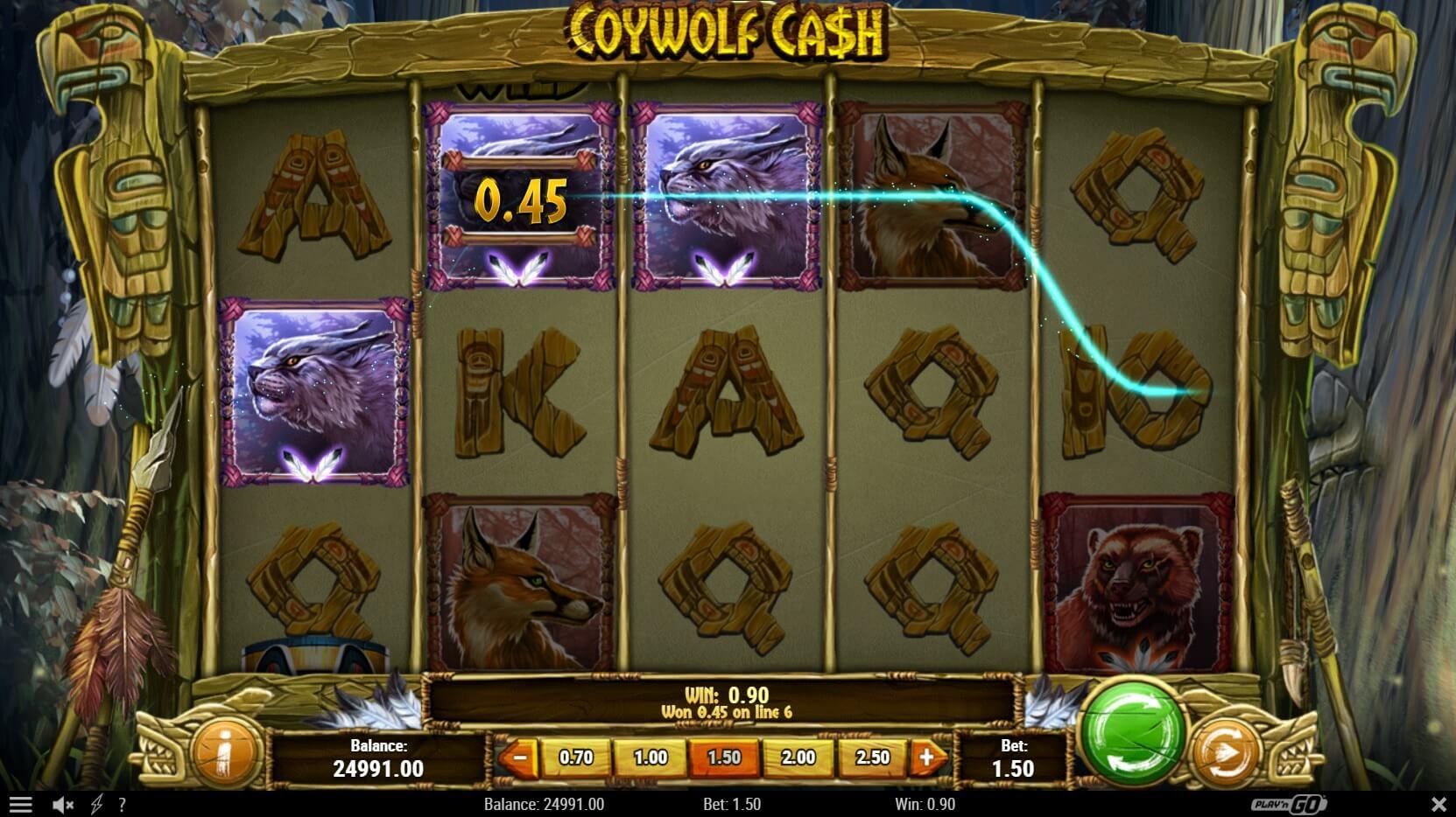 Mustang gold slot demo