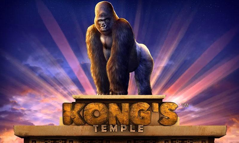 Kong's Temple slot