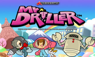 mr driller slot