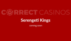 serengeti kings slot