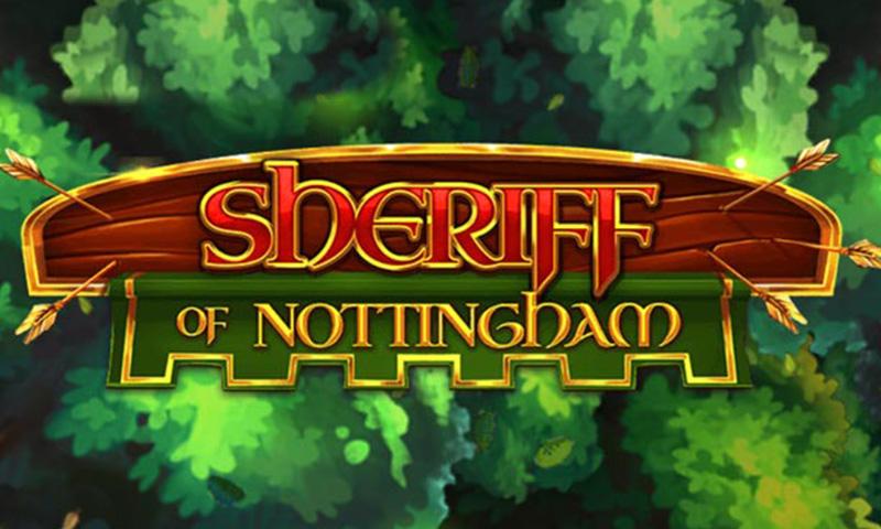 the sheriff of nottingham slot