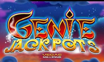 Genie Jackpots Vegas Millions slot