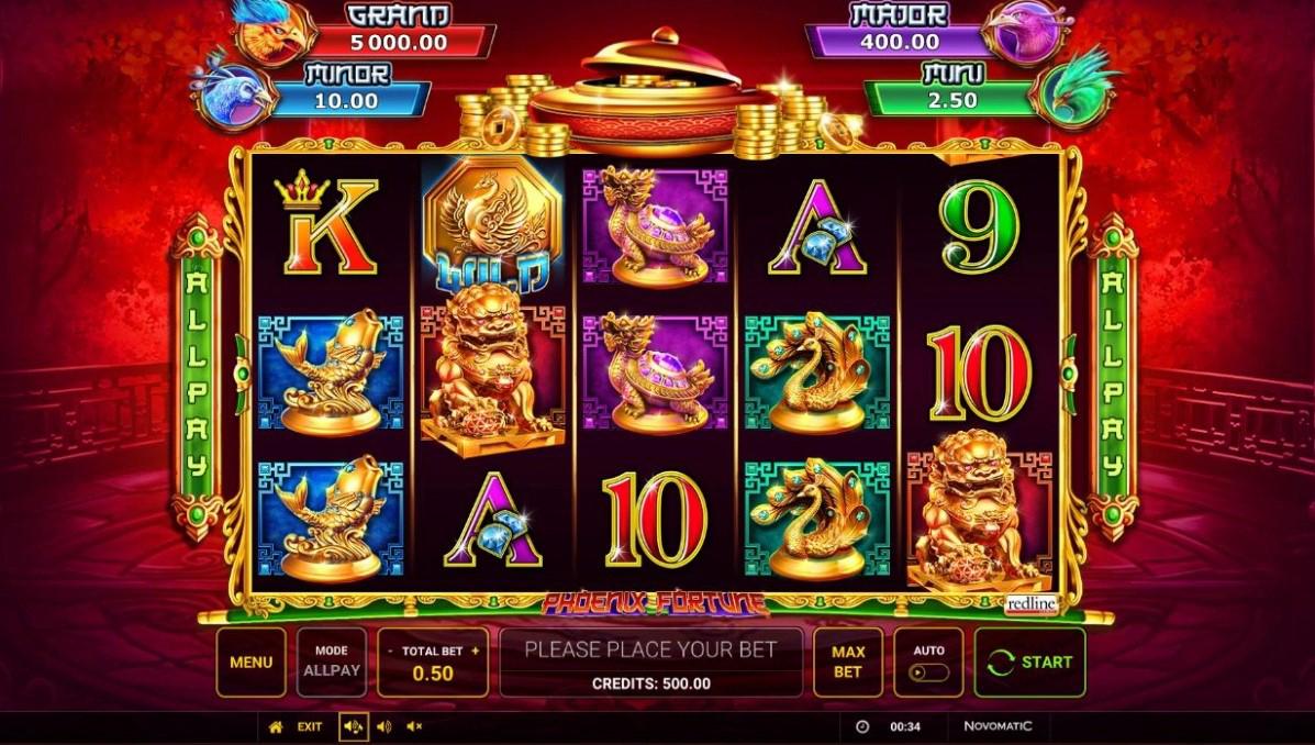 5 dragons free slots