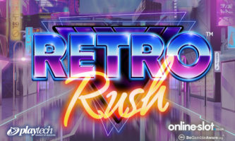 retro rush slot