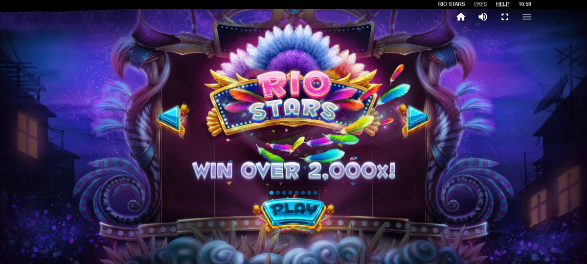 Spiele Rio Stars - Video Slots Online