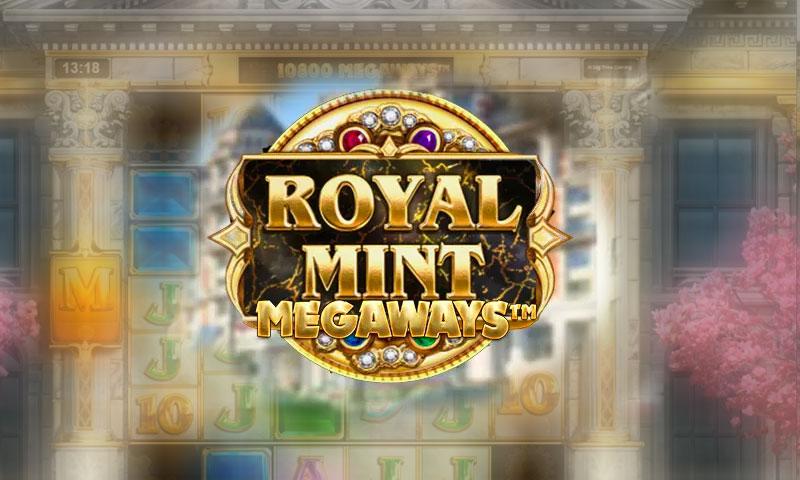 royal mint megaways slot