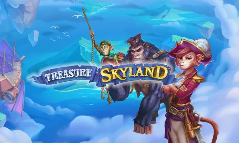 Spiele Treasure Skyland - Video Slots Online