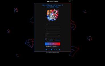 Fortune Clock Casino-sign up