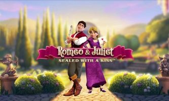 Romeo & Juliet Sealed With a Kiss Slot