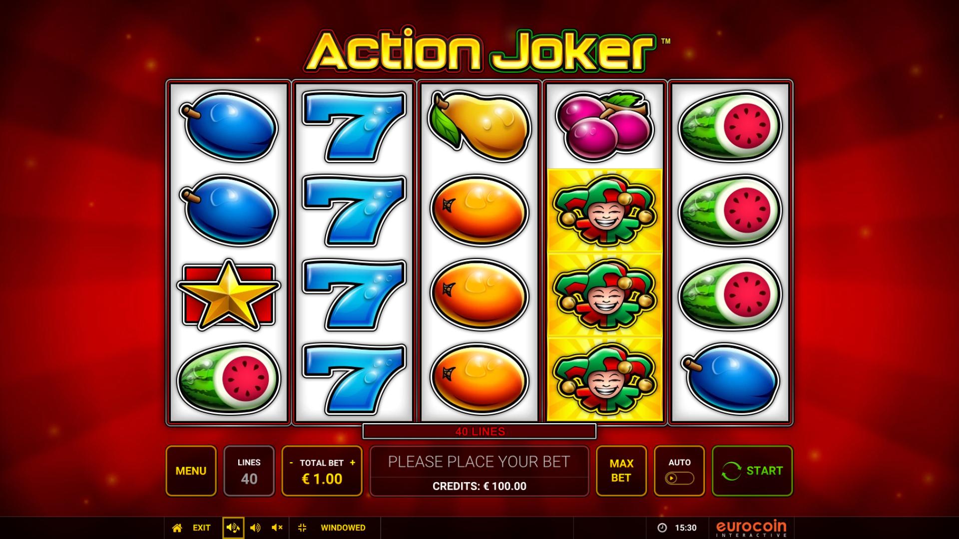 Joker Free Slot