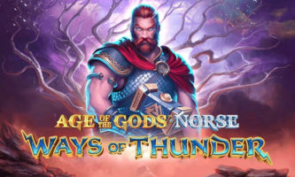 age of gods norse ways of thunder slots