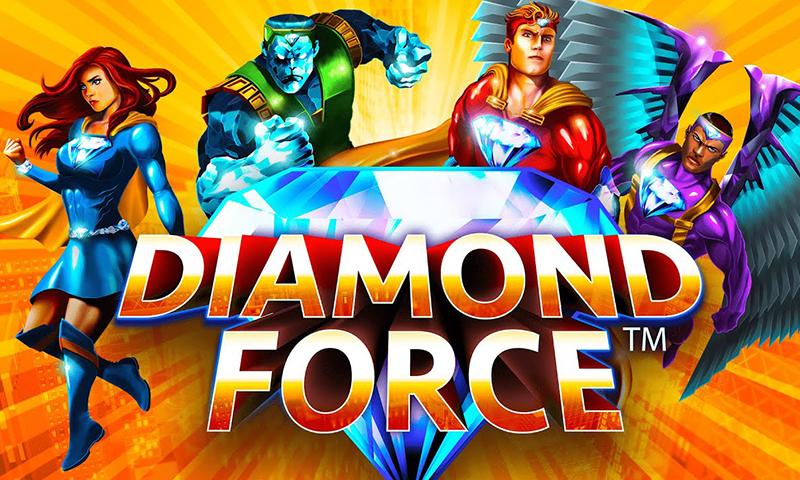 diamond force slot