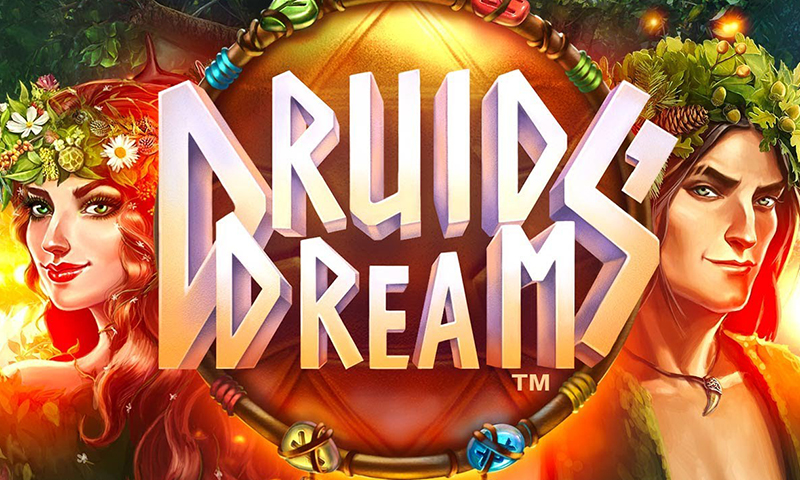 druids dream slot